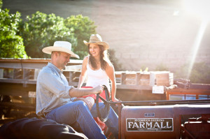 Borges_ranch_tractor_couple_Lovelight_photo