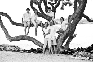 Hawaii_tree_family_Lovelight_photo
