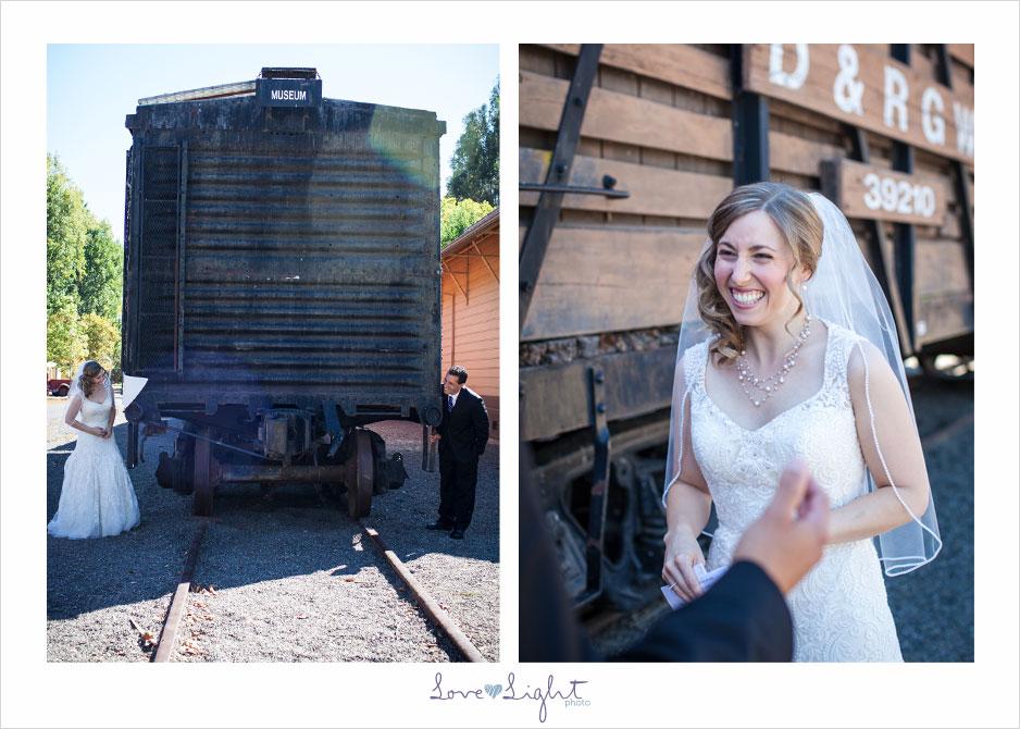 Depot Hotel Sonoma Wedding