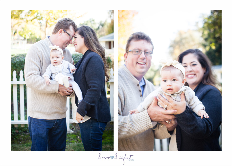 family photo mini session baby Hap Magee Ranch Park