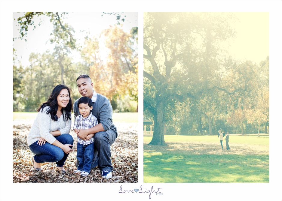 family photo mini session toddler Hap Magee Ranch Park