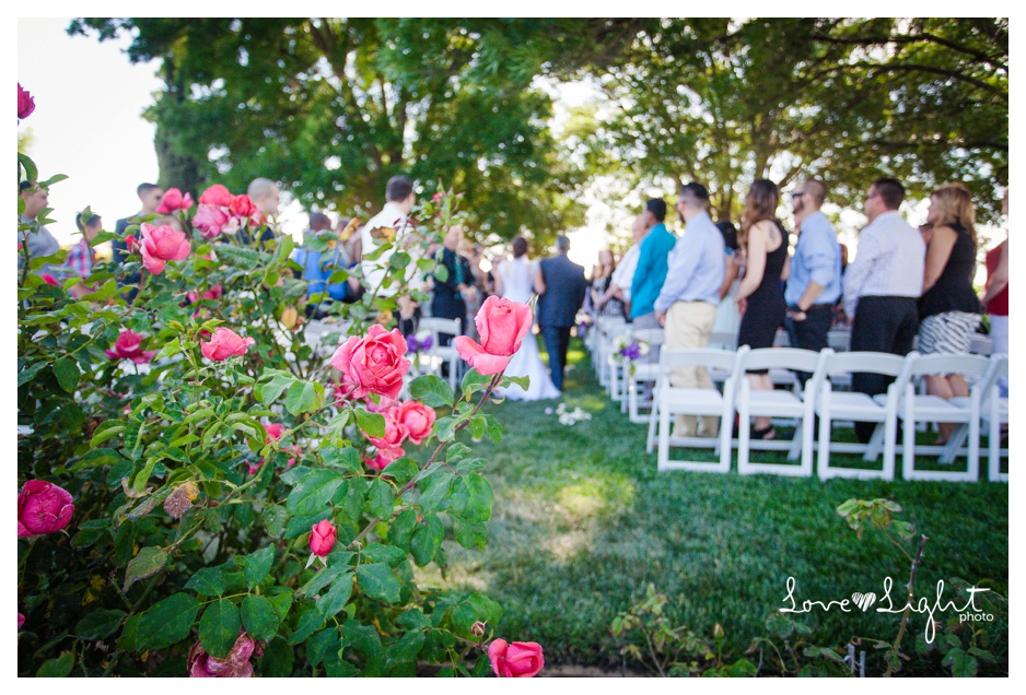 Tamayo Vineyard Wedding