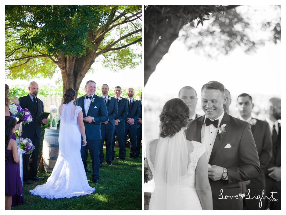 Tamayo Vineyard Wedding