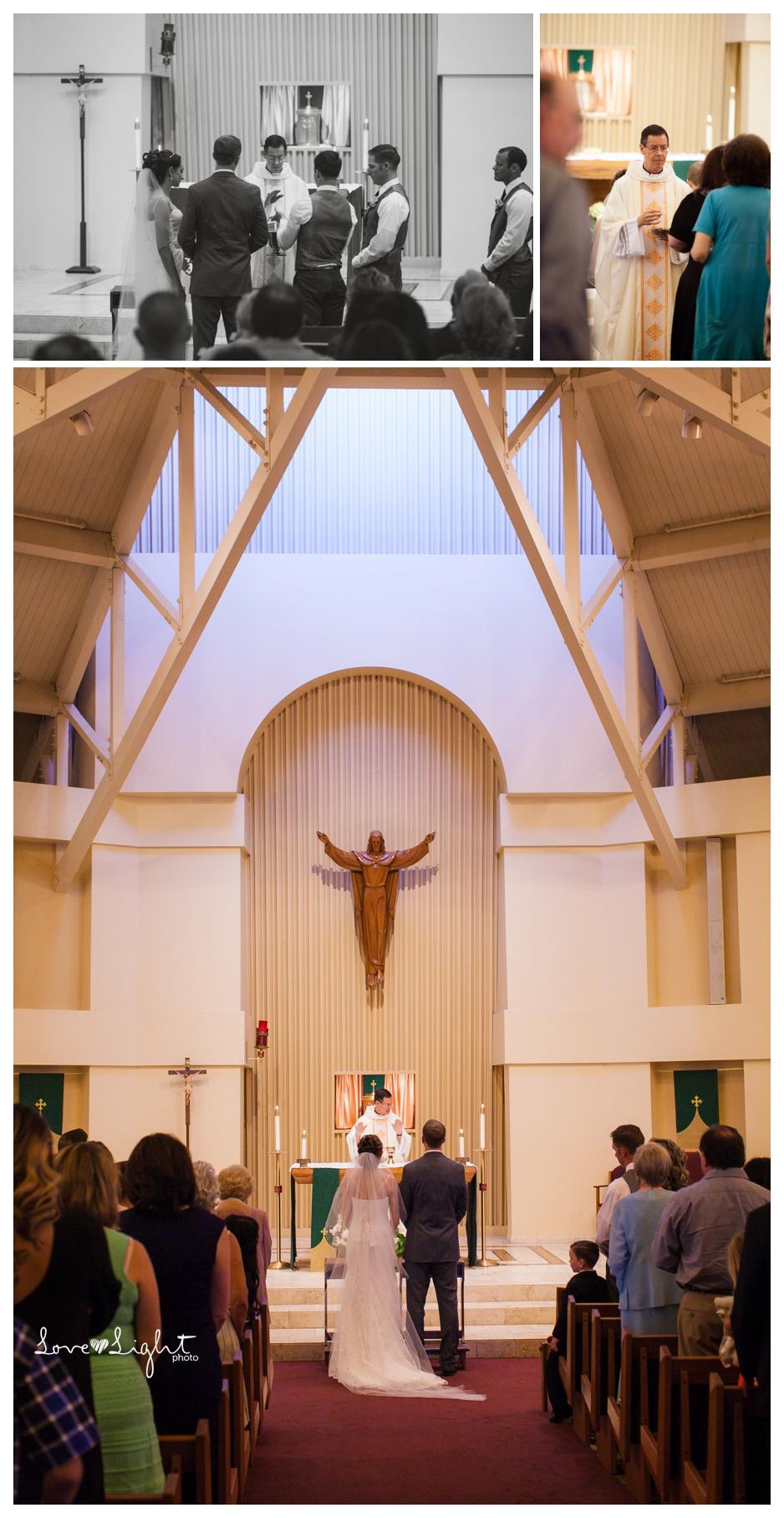St Raymond Catholic Church Wedding Dublin