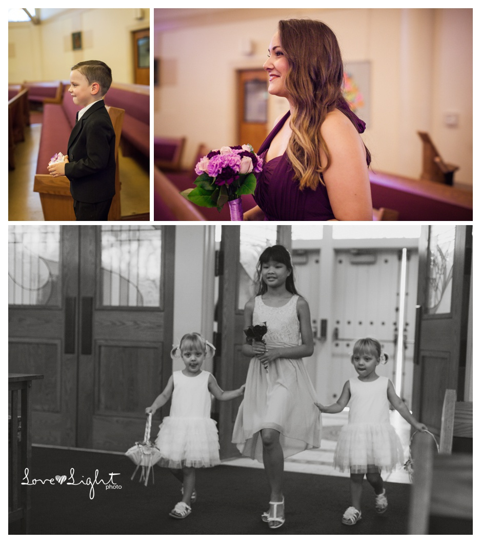 St Raymond Catholic Church Wedding Dublin