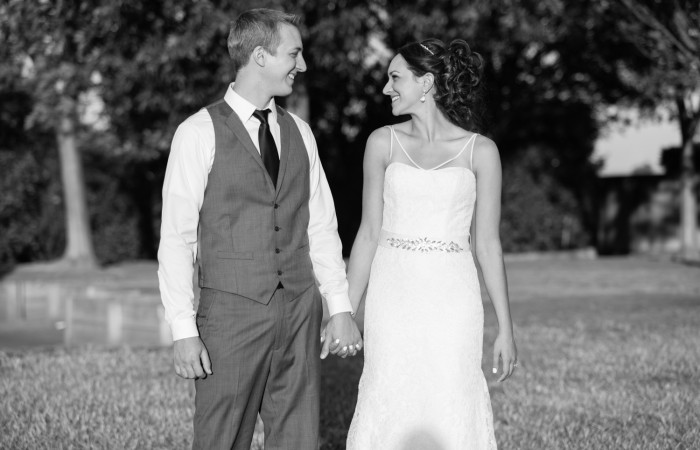 Stephanie and Erik's Saint Raymond Wedding