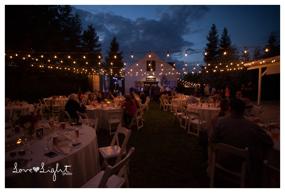 Sorelle Winery wedding