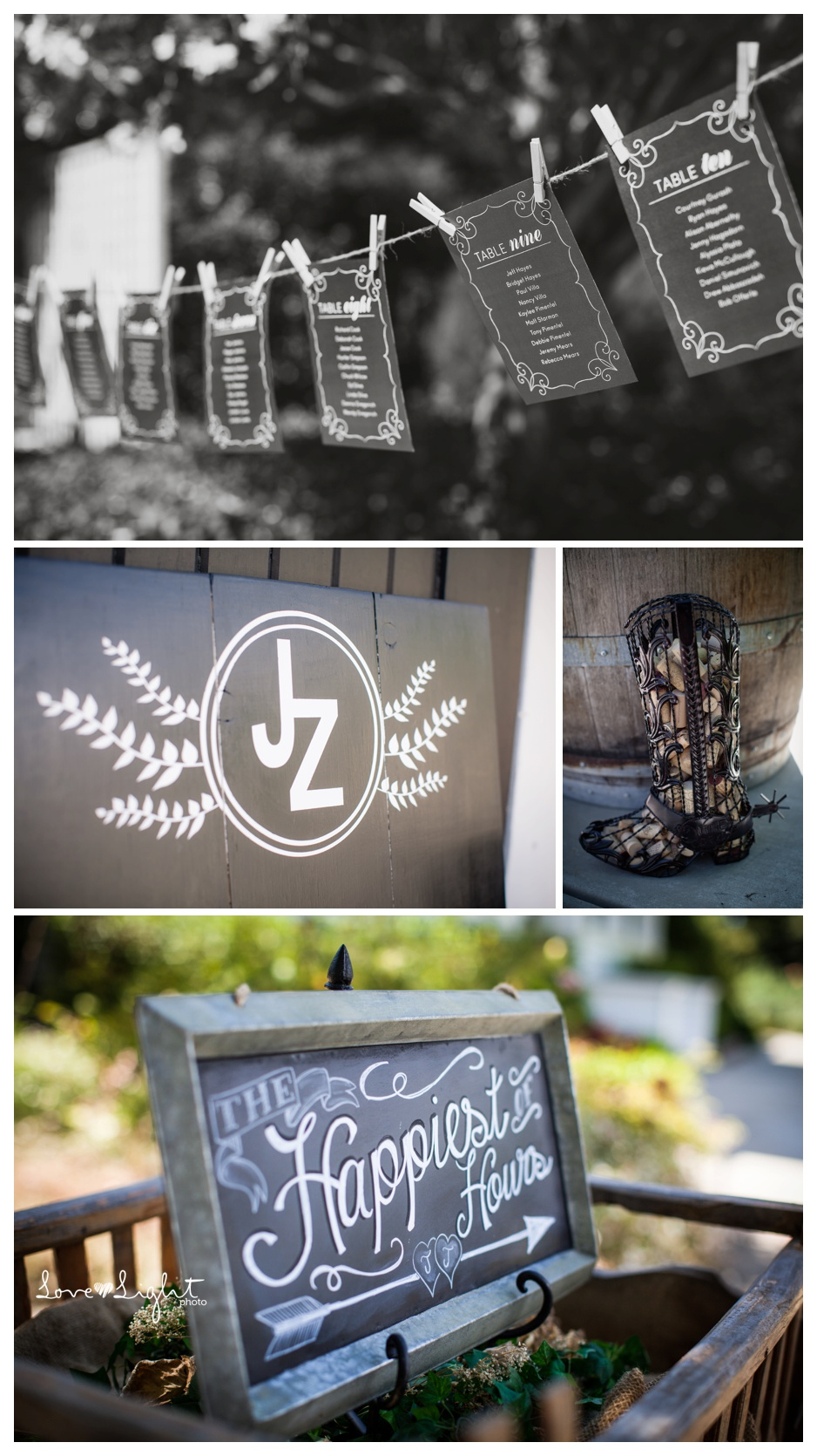 Sorelle Winery Vintage Country Wedding