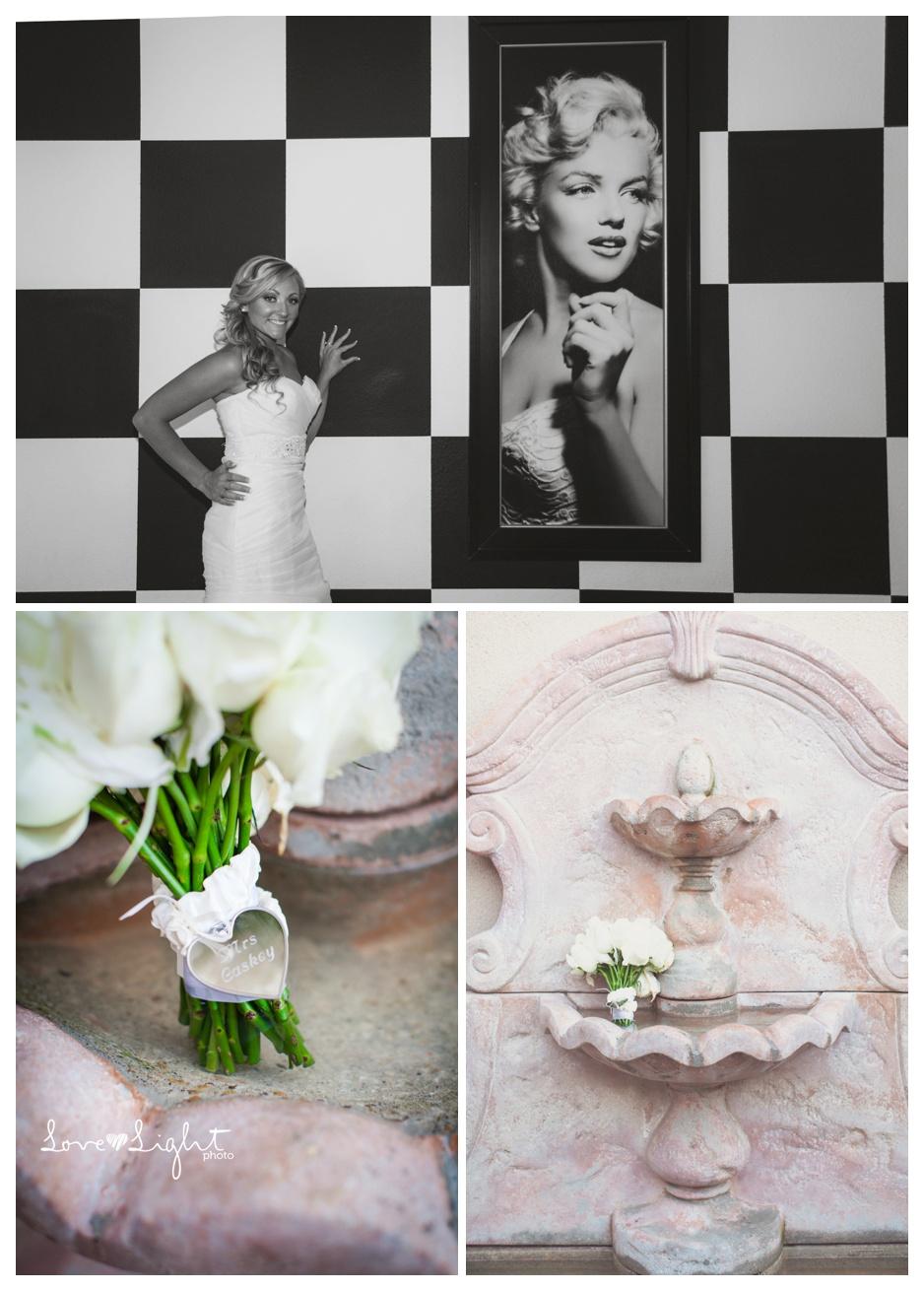 bride marylin monroe