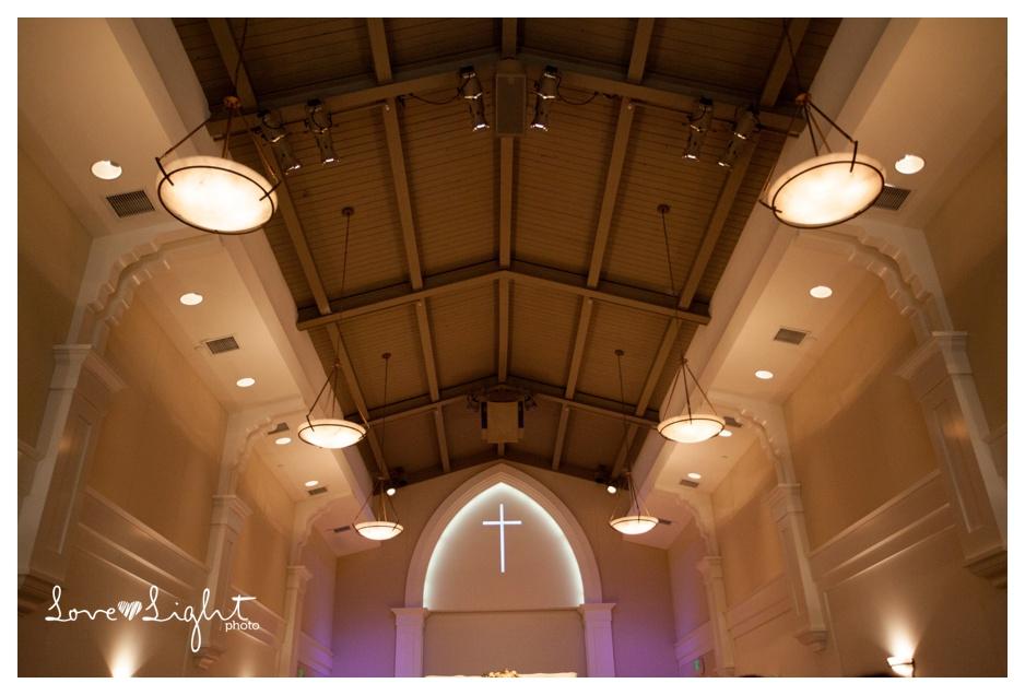 Community Presbyterian Church Wedding