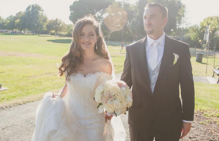 Walnut Creek Wedding: Florisela + Aaron