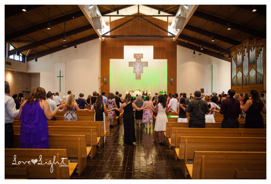 walnut creek catholic wedding