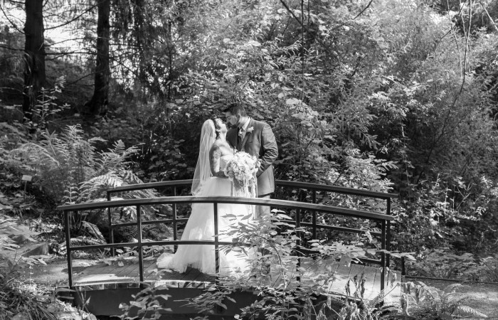 Berkeley Botanical Gardens Wedding: Corey + Sarah
