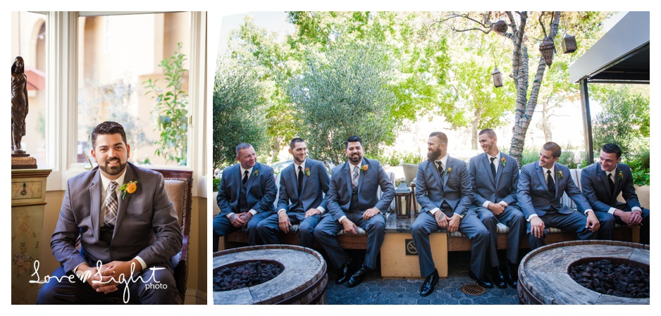 Lafayette Park Hotel Wedding