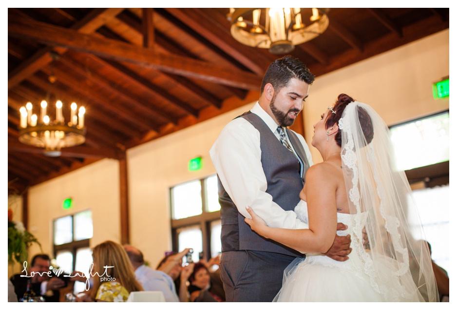 Benicia Veterans Hall Wedding