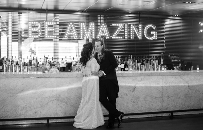 A Sophisticated rockin wedding at the Phoenix Hotel and Chambers Eat & Drink