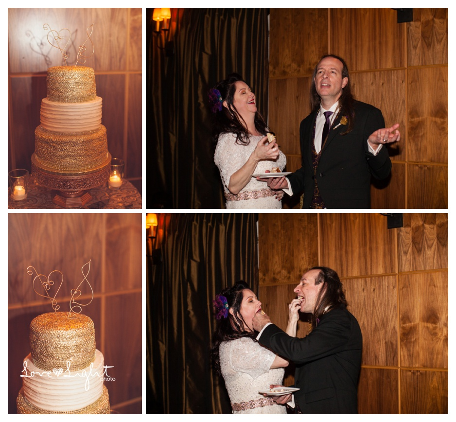 pheonix hotel wedding san francisco and reception at Chambers Eat & Drink