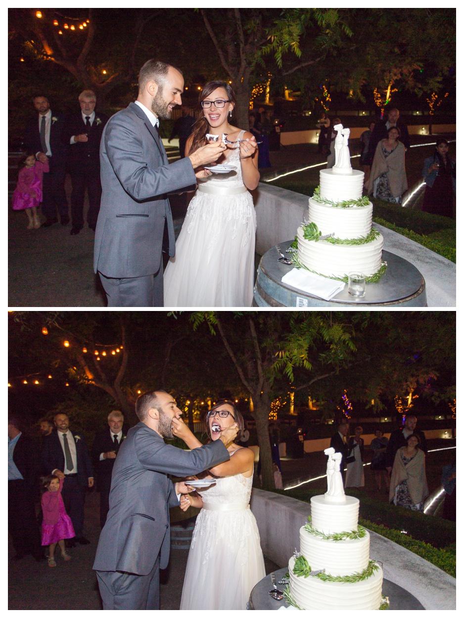 Wente Vineyard Livermore Wedding