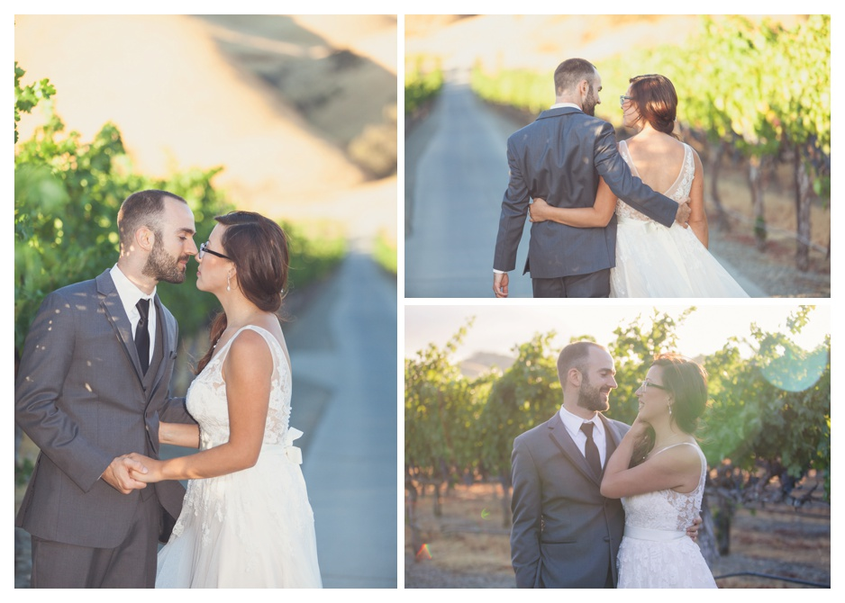Wente Vineyard Livermore Wedding