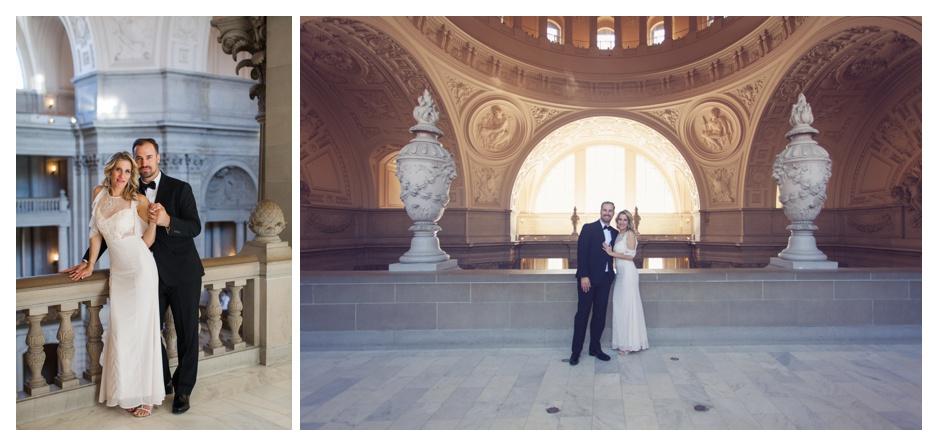 city hall wedding san francisco