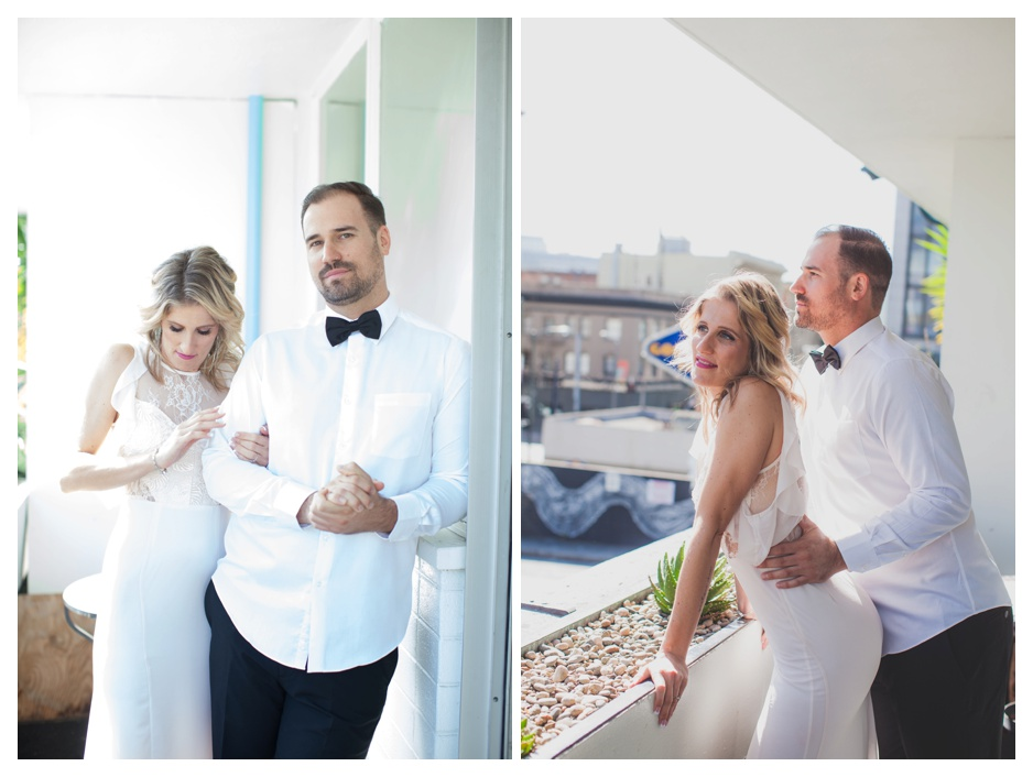 wedding Pheonix Hotel San Francisco